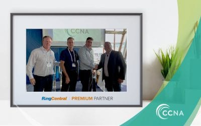 CCNA awarded RingCentral Australian Partner of the Year 2021